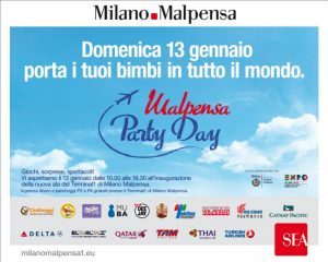 Malpensa Party Day