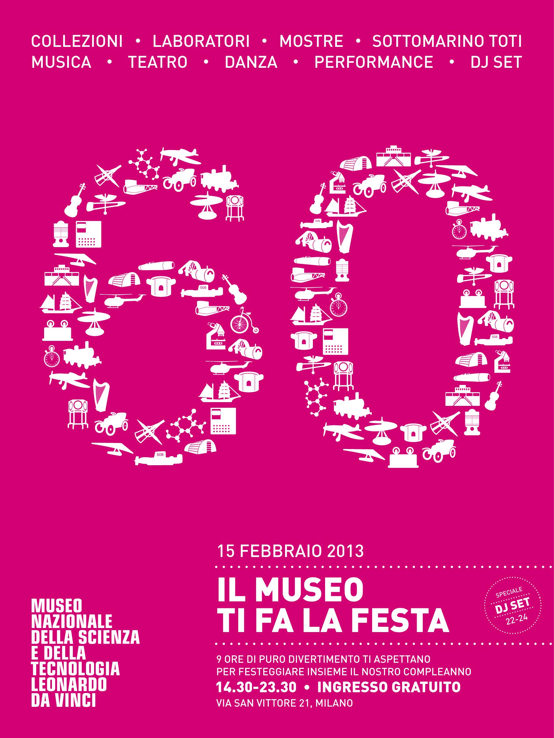 Ingresso gratuito al Museo della Scienza e della Tecnica di Milano