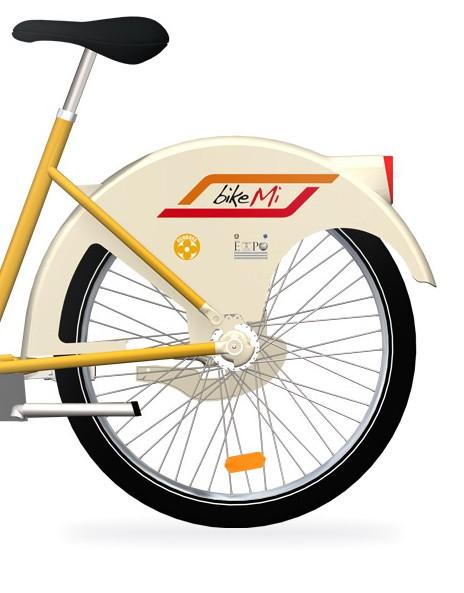 BikeMi Milano