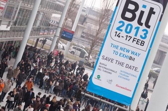 Bit 2013 a Milano: la Borsa Internazionale del Turismo al
