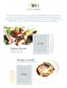 Album delle figurine degli chef