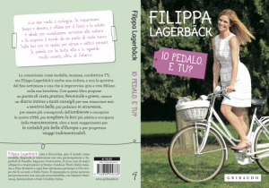 Filippa Lagerback Io pedalo