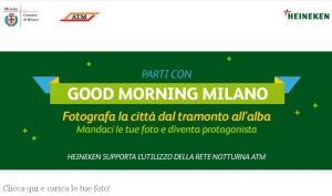 Good Morning Milano