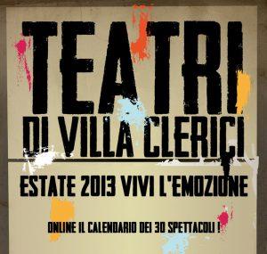 Teatri Villa Clerici