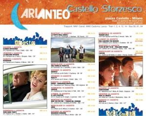 Atianteo 2013 Milano