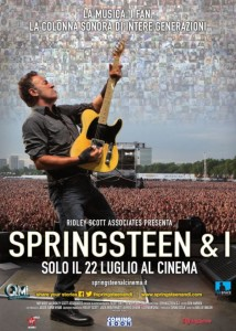 Springsteen al cinema