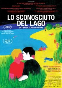 Lo sconosciuto del lago locandina film