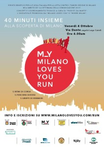Milano Loves you–locandina