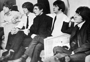 Neil Aspinall con i Beatles