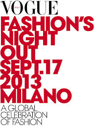 Vogue Fashion Night Out Milano