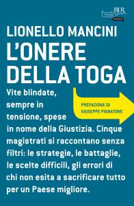 mancini_L'ONERE DELLA TOGA