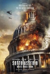 sotto assedio film locandina