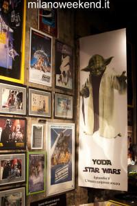 Star Wars al Museo Fermo Immagine di Milano-7