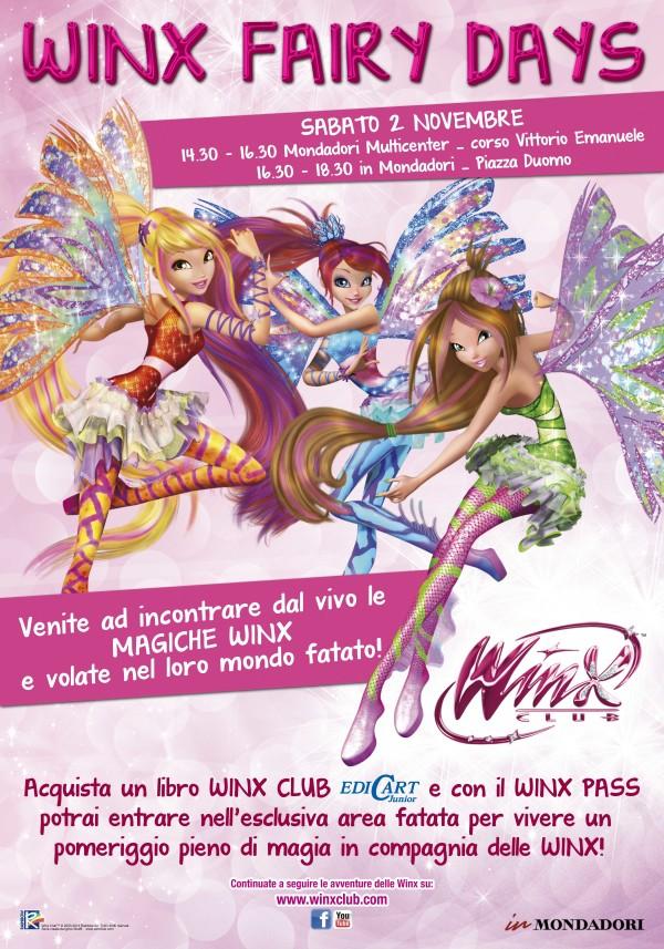 Winx Fairy Days_Milano