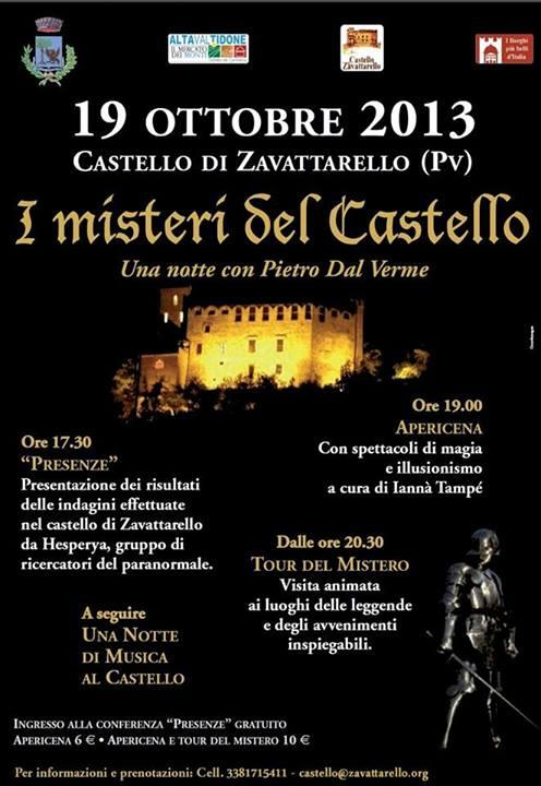mistero Zavattarello