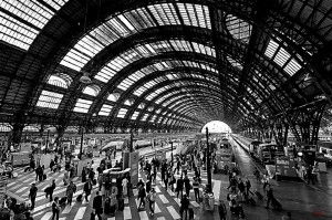 Alessandro Vianello_Central Station Milan