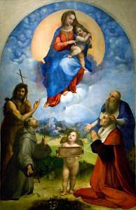 Madonna-Foligno-Raffaello-Milano