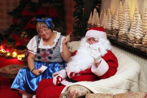 Babbo Natale e la governante