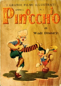 Pinocchio versione Disney