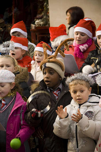 bambini Natale