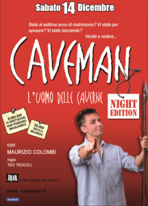 caveman milano