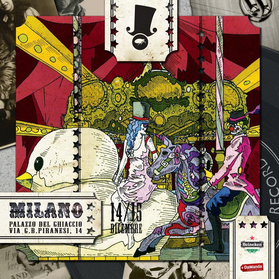 Circo's Crazymas Milano