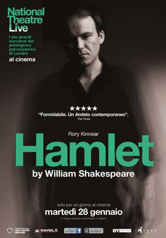 hamlet National Theatre Live