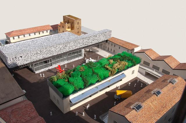 Museo Fondazione Prada Milano