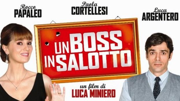 Boss In Salotto.Un Boss In Salotto Con Cortellesi Argentero E Papaleo La