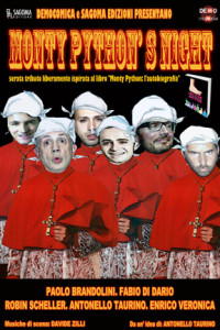 Monty Python's Night - locandina (1)