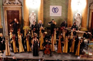 Celtic arpa orchestra