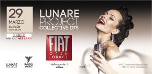 Fiat Open Lounge Milano Weekend