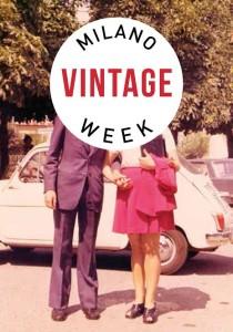 Milano vintage week