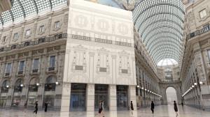 Ponteggio Galleria 01