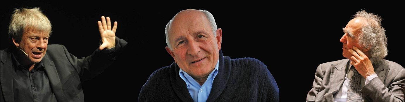 Don Gino Rigoldi - Paolo Rossi - Vittorino Andreoli
