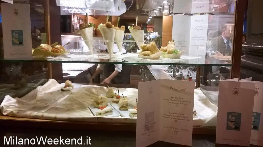 peck street food fuori salone milano 2014