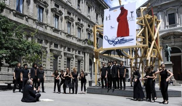 Il teatro scende in piazza: Identità Milano
