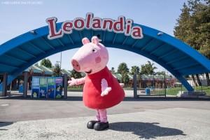 peppa pig Leolandia