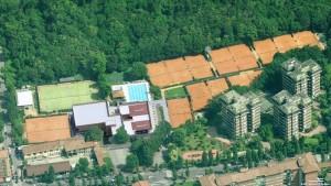 tennis club ambrosiano milano progetto museo
