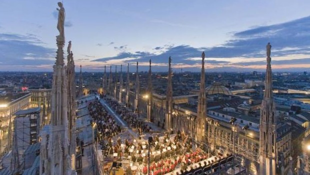 Cinema sulle Terrazze del Duomo - Milano Weekend