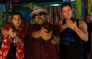 22 Jump Street Jonah Hill Channing Tatum Ice Cube foto dal film 5