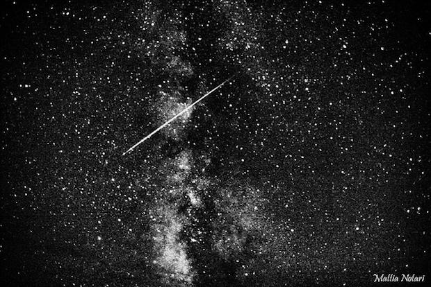notte san lorenzo planetario