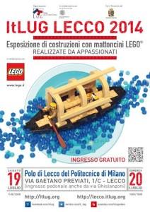 ItLUG LEGO Lecco 2014