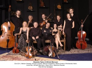 Orquesta Típica di Alfredo Marcucci