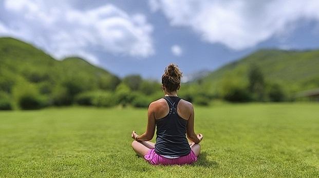 yoga nei parchi