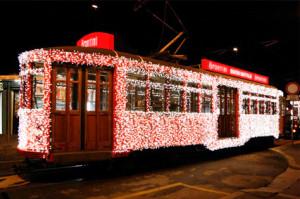 Tram di Luce Spontini light