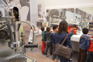 Laboratorio creativo per bambini al MUMAC