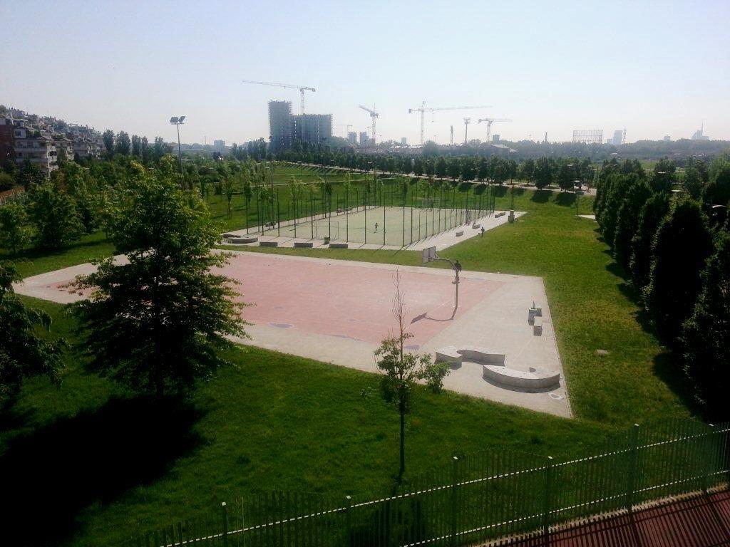 Euro Milano vista Parco