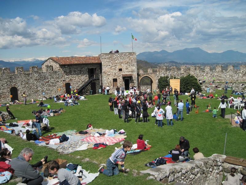 Pasquetta alla Rocca di Lonato (1)