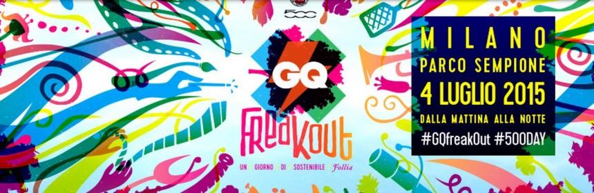 GQ FreakOut